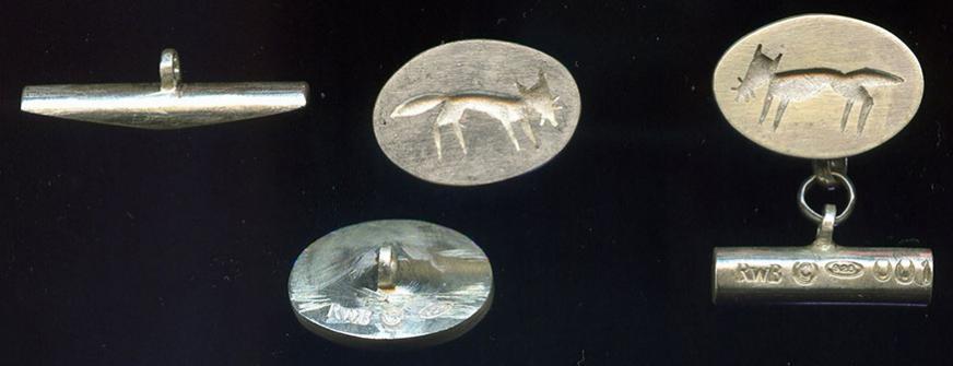 fox florentine silver